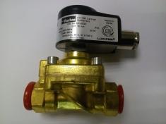электромагнитный жидкотопливный клапан parker 321h2522