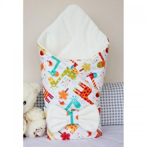 Одеяла-конверты для новорожденных на выписку