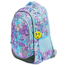 Рюкзак молодежный для девочек UFO PEOPLE 5-9 класс