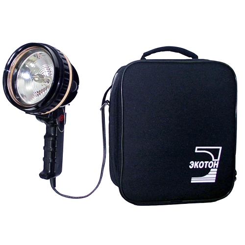 Прожектор ручной портативный осветительно сигнальный ПР-12