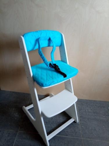 Подушка с ремнями для детского стульчика