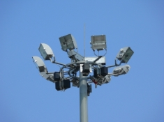 Мачта МГФ с мобильной короной