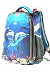 Школьный ранец STERNBAUER 7105 SMART COMBI